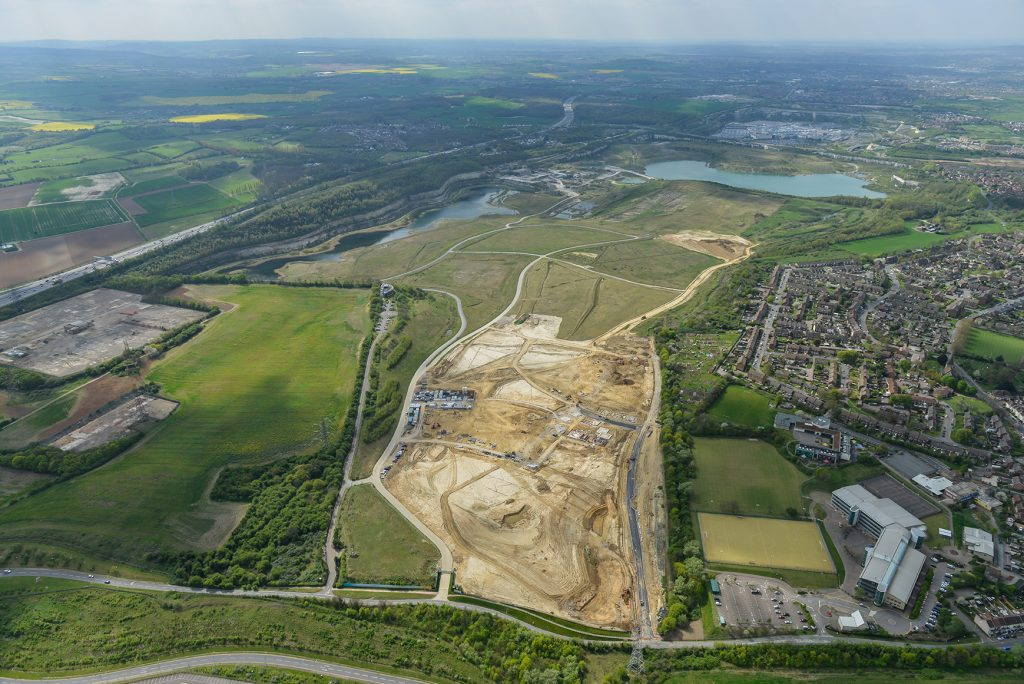 Government announces new Garden City at Ebbsfleet