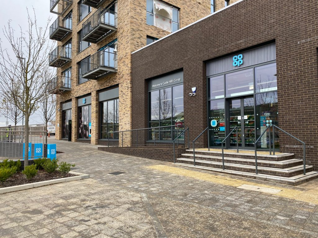 New Co-op store opens